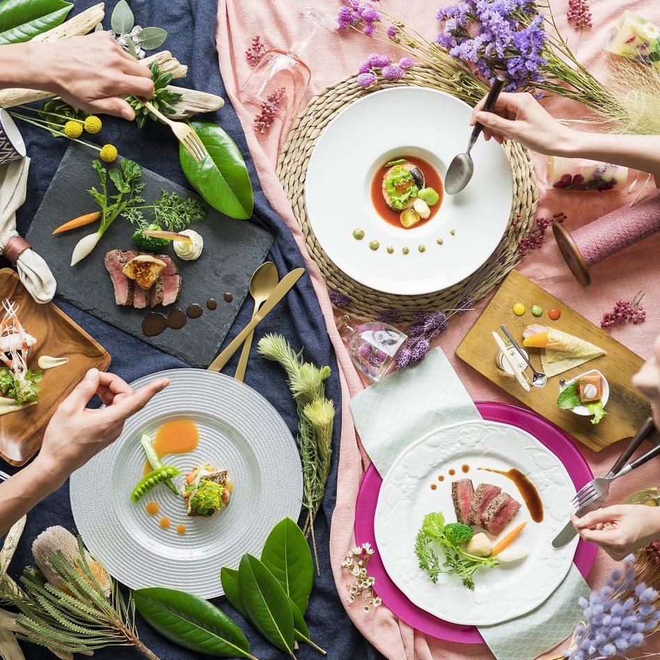 【贅沢試食】人気のパティスリーデザート&和牛の美食堪能フェア