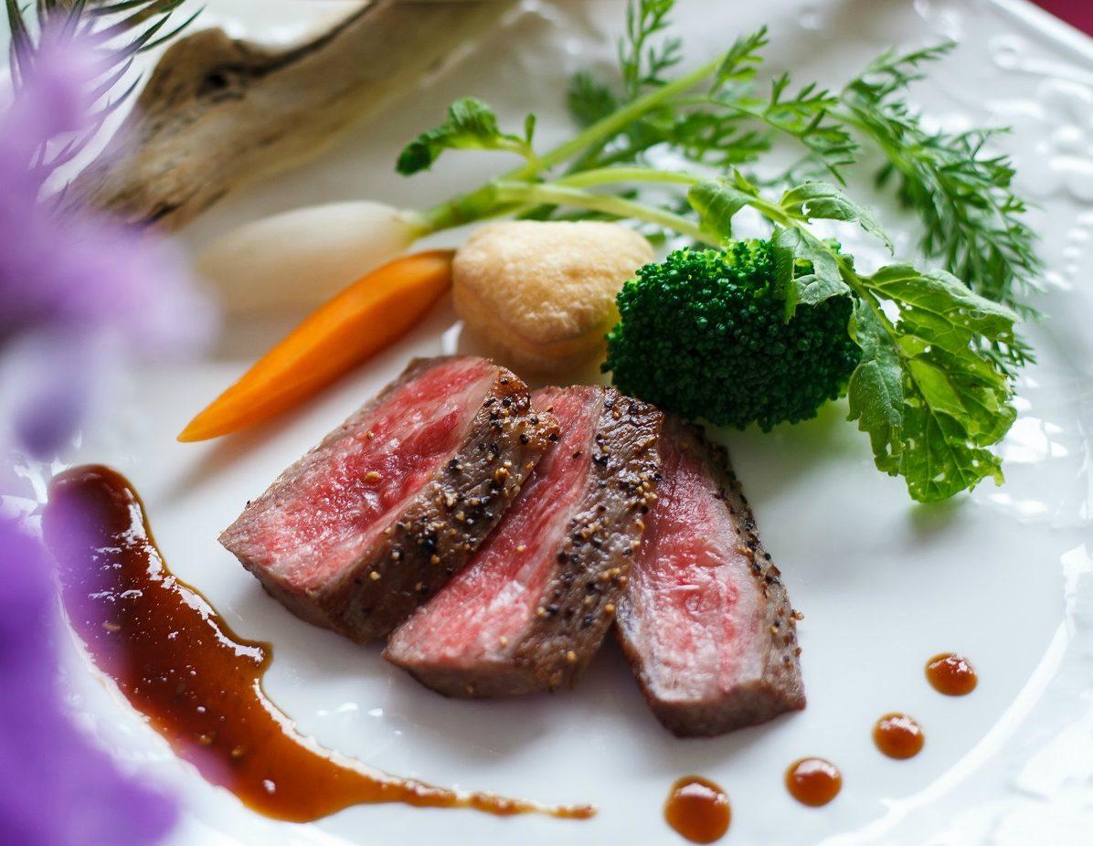 【お料理重視の方に!】黒毛和牛24,000コース無料試食